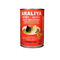 Araliya Jack Mackerel in brine 425g