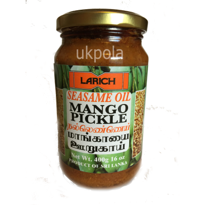 Larich Mango Pickle 400g