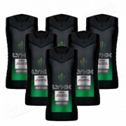 LYNX AFRICA SHOWER GEL BODY WASH ENERGY BOOST 400ml