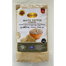 Indu Sri White Pepper Ground 100g