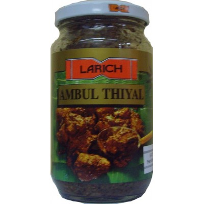 LARICH Polos Ambul Thiyal Curry