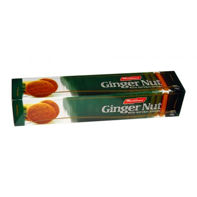 Ginger Nut 160g