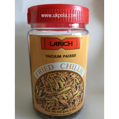 LARICH Fried chillie 100g