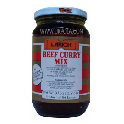 LARICH Beef Curry Mix 375g