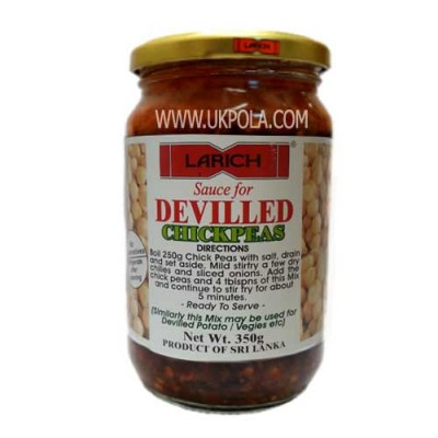 Larich Devilled Kadala Mix 350g