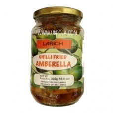 LARICH Chilli Fried Amberella 300g