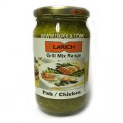 LARICH Grill Mix Range (Fish/Chicken) 375g