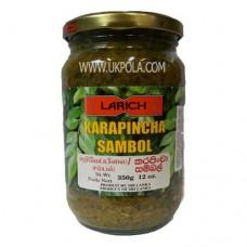 LARICH Karapincha Sambol 350g