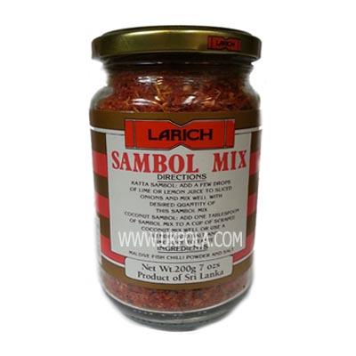 LARICH Sambol Mix 200g
