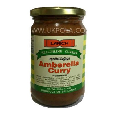 Larich Amberella Curry 375g