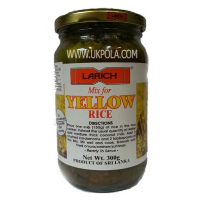 Larich Yellow Rice Mix 350g