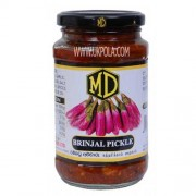 MD Brinjal Pickle 375g
