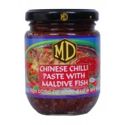 MD Chinese Chilli Paste with Maldivefish 270g