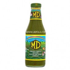 MD Green Chilli Sauce 400g