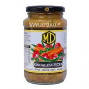MD Sinhalese pickle 375g