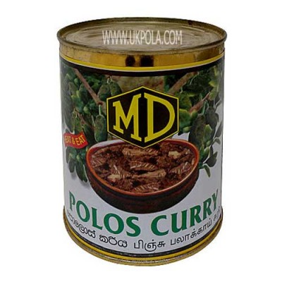 MD Polos Curry  (Green Jak Curry) 520g
