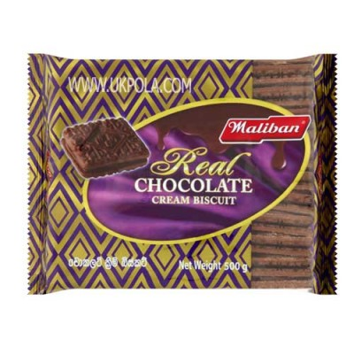 MALIBAN Chocolate cream 500g