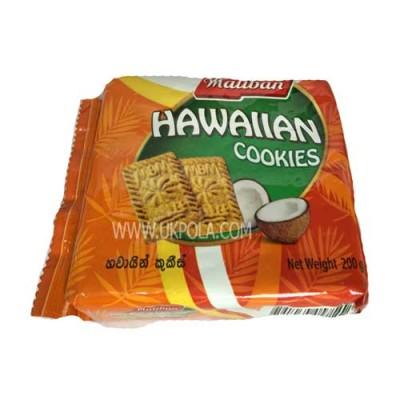 Maliban Hawain Cookie 200g