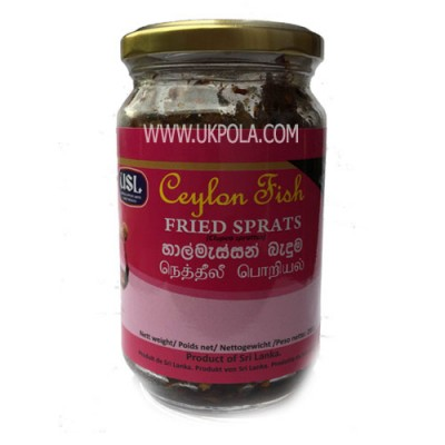 Fried Sprats 200g