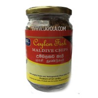 Maldive fish Chips 180g
