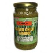 Larich Green Chilli Sambol  350g