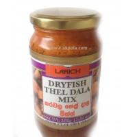 LARICH  Dry Fish Theldaala Mix 350g