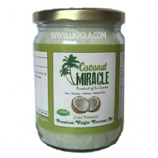 CML Raw Virgin Coconut Oil 500ml