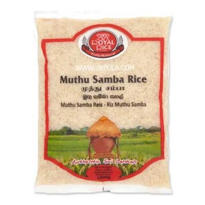 Muthu Samba Rice  5kg